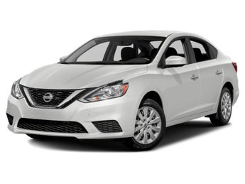 2019 Nissan Sentra SR FWD 4 Door Automatic (CVT) Regular Unleaded I-4 1.8 L/110 Engine Sedan