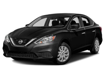 2019 Super Black Nissan Sentra SL Regular Unleaded I-4 1.8 L/110 Engine Sedan FWD 4 Door Automatic (CVT)