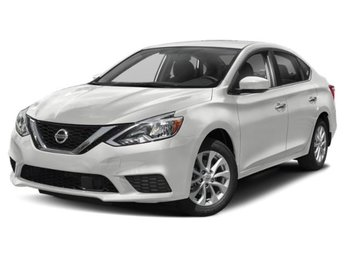 2019 Nissan Sentra SV Automatic (CVT) Regular Unleaded I-4 1.8 L/110 Engine Sedan