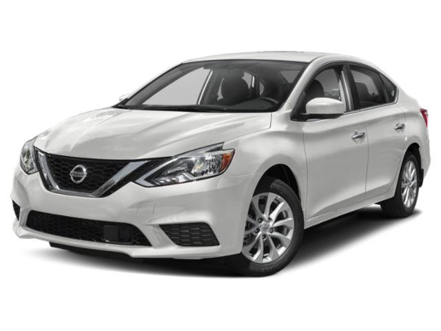 2019 Nissan Sentra SV FWD Sedan Automatic (CVT) 4 Door