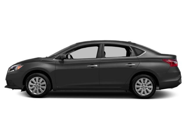 2019 Gun Metallic Nissan Sentra SV FWD 4 Door Sedan