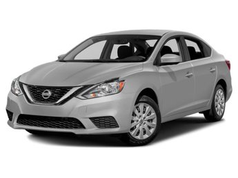 2019 Nissan Sentra SV Regular Unleaded I-4 1.8 L/110 Engine Automatic (CVT) 4 Door Sedan