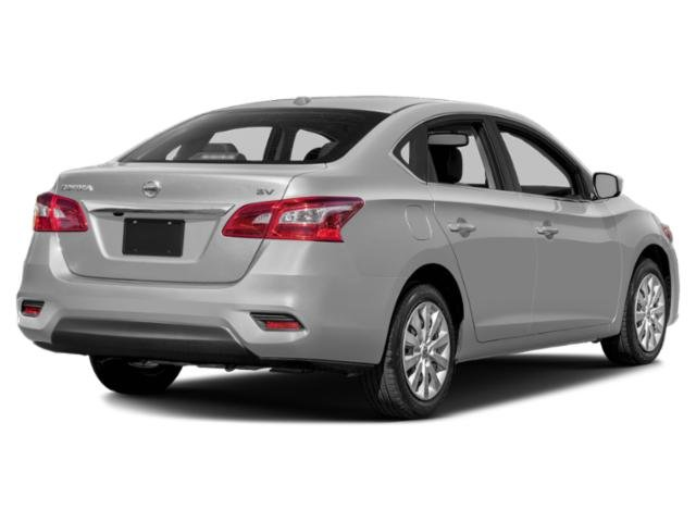 2019 Brilliant Silver Metallic Nissan Sentra SV Sedan Regular Unleaded I-4 1.8 L/110 Engine Automatic (CVT) 4 Door FWD
