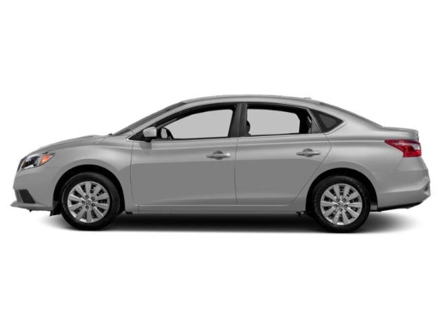 2019 Brilliant Silver Metallic Nissan Sentra SV 4 Door Regular Unleaded I-4 1.8 L/110 Engine Automatic (CVT)