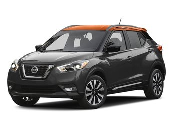 2018 Nissan Kicks SV 4 Door FWD Regular Unleaded I-4 1.6 L/98 Engine Automatic (CVT)