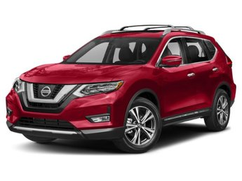 2019 Scarlet Ember Tintcoat Nissan Rogue SL Regular Unleaded I-4 2.5 L/152 Engine AWD 4 Door SUV