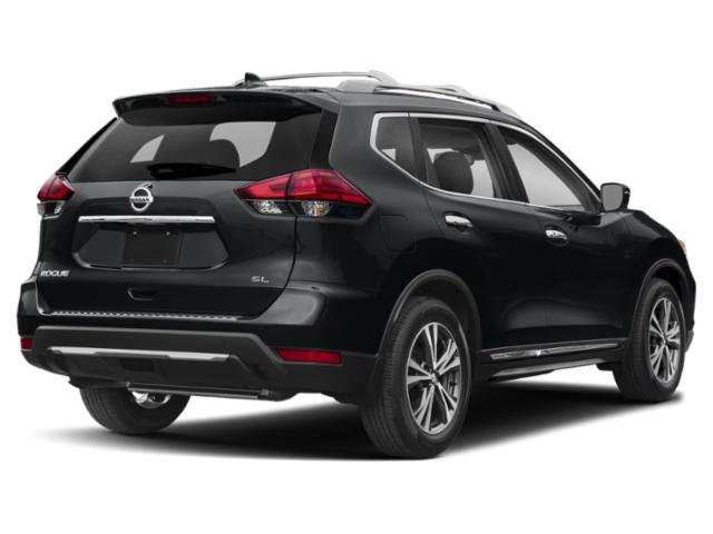 2019 Nissan Rogue SL Automatic (CVT) Regular Unleaded I-4 2.5 L/152 Engine AWD