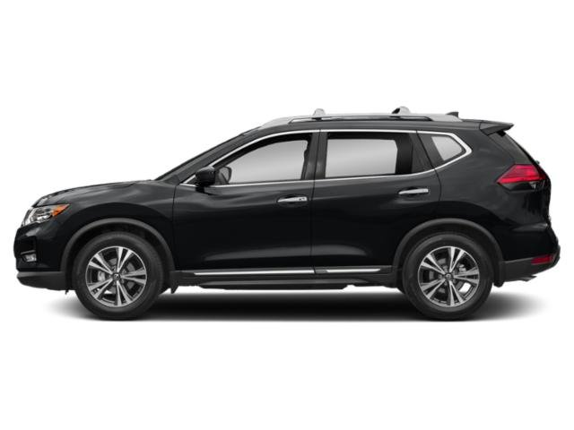 2019 Magnetic Black Pearl Nissan Rogue SL SUV Automatic (CVT) 4 Door