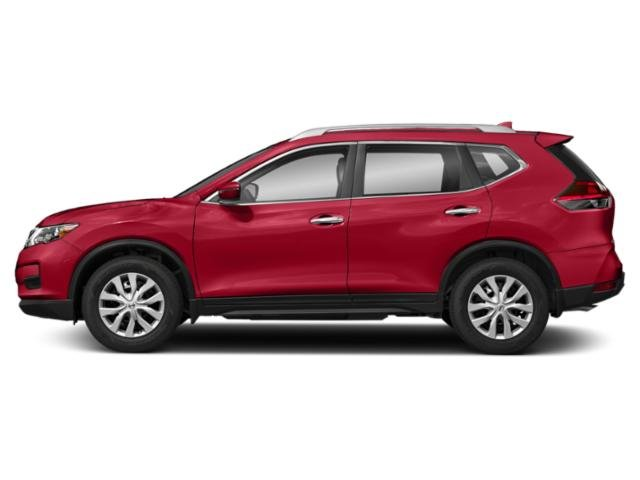 2019 Scarlet Ember Tintcoat Nissan Rogue SL SUV Regular Unleaded I-4 2.5 L/152 Engine AWD Automatic (CVT) 4 Door