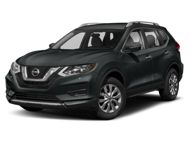 2019 Magnetic Black Pearl Nissan Rogue SV Regular Unleaded I-4 2.5 L/152 Engine SUV Automatic (CVT)