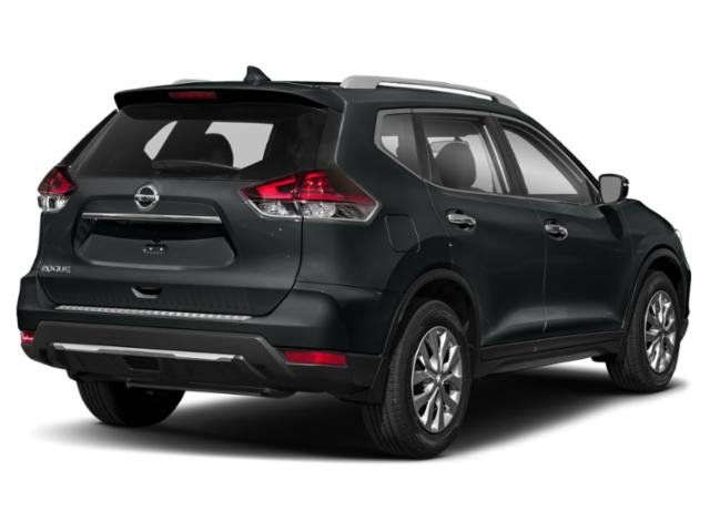 2019 Magnetic Black Pearl Nissan Rogue SV Automatic (CVT) AWD 4 Door Regular Unleaded I-4 2.5 L/152 Engine SUV