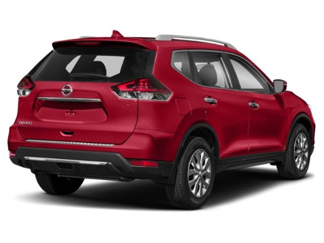 2019 Nissan Rogue SV Regular Unleaded I-4 2.5 L/152 Engine 4 Door Automatic (CVT)