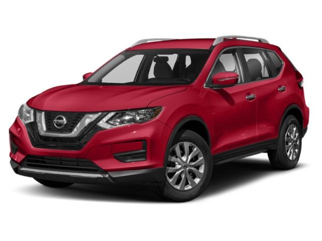 2019 Scarlet Ember Tintcoat Nissan Rogue SV SUV Regular Unleaded I-4 2.5 L/152 Engine Automatic (CVT) AWD