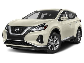 2019 Nissan Murano SV 4 Door AWD Regular Unleaded V-6 3.5 L/213 Engine