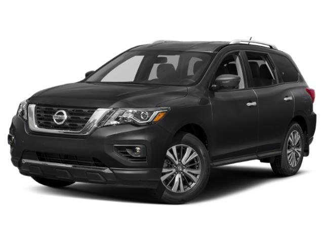 2019 Magnetic Black Pearl Nissan Pathfinder SL Regular Unleaded V-6 3.5 L/213 Engine 4 Door Automatic (CVT) SUV 4X4