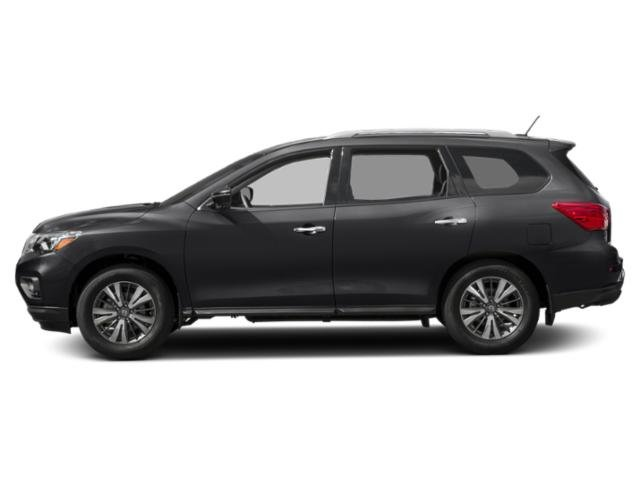 2019 Magnetic Black Pearl Nissan Pathfinder SL 4X4 4 Door SUV Regular Unleaded V-6 3.5 L/213 Engine