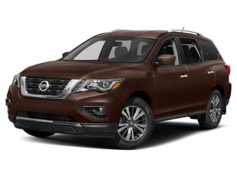 2019 Nissan Pathfinder SL 4 Door 4X4 SUV Regular Unleaded V-6 3.5 L/213 Engine