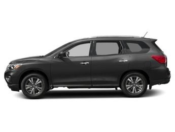 2019 Gun Metallic Nissan Pathfinder SL 4X4 Regular Unleaded V-6 3.5 L/213 Engine 4 Door Automatic (CVT)