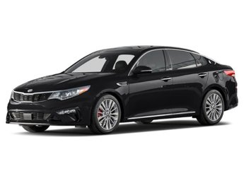 2019 Kia Optima EX FWD Sedan Automatic Intercooled Turbo Regular Unleaded I-4 1.6 L/97 Engine