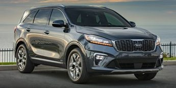 2019 Snow White Pearl Kia Sorento LX Regular Unleaded I-4 2.4 L/144 Engine FWD 4 Door Automatic SUV