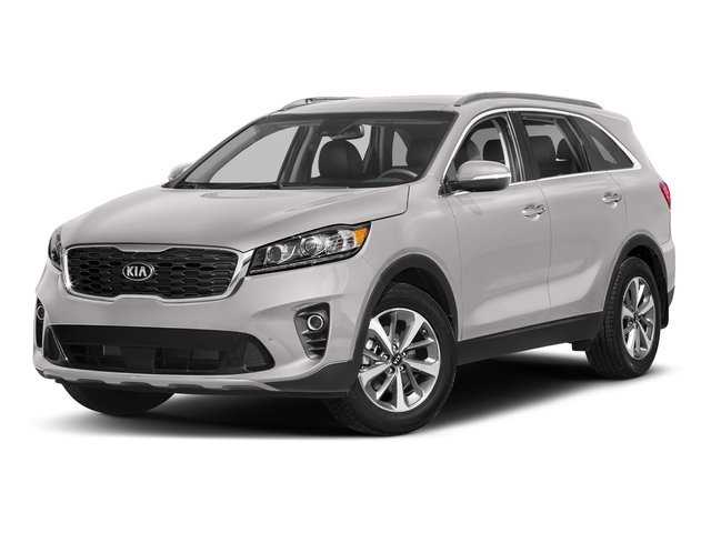 2019 Sparkling Silver Kia Sorento LX SUV 4 Door Regular Unleaded I-4 2.4 L/144 Engine FWD