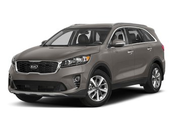 2019 Titanium Silver Kia Sorento L SUV Automatic Regular Unleaded I-4 2.4 L/144 Engine
