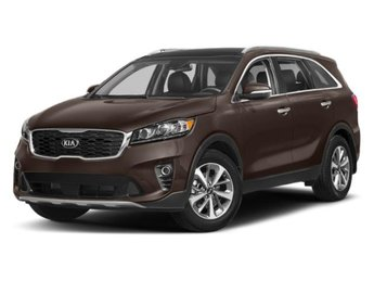 2019 Kia Sorento LX SUV AWD Automatic 4 Door Regular Unleaded I-4 2.4 L/144 Engine