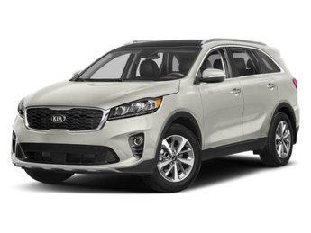 2019 Kia Sorento EX V6 FWD 4 Door Automatic Regular Unleaded V-6 3.3 L/204 Engine