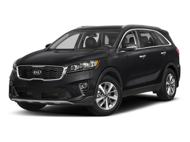 2019 Kia Sorento SX V6 4 Door SUV Automatic Regular Unleaded V-6 3.3 L/204 Engine FWD
