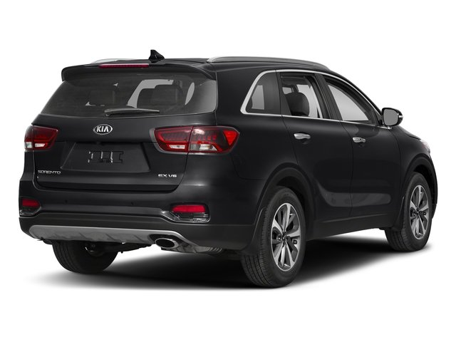2019 Kia Sorento SX V6 FWD Automatic 4 Door Regular Unleaded V-6 3.3 L/204 Engine SUV