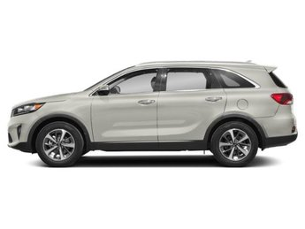 2019 Snow White Pearl Kia Sorento SX V6 4 Door AWD SUV Automatic