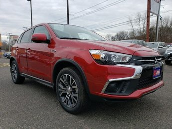 2019 Rally Red Metallic Mitsubishi Outlander Sport ES 2.0 4 Door FWD Regular Unleaded I-4 2.0 L/122 Engine SUV