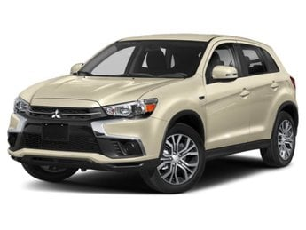 2019 Mitsubishi Outlander Sport ES 2.0 4 Door Regular Unleaded I-4 2.0 L/122 Engine SUV FWD