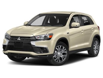 2019 Pearl White Mitsubishi Outlander Sport ES 2.0 FWD 4 Door SUV Regular Unleaded I-4 2.0 L/122 Engine