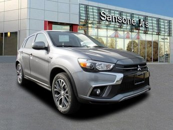 2019 Mercury Gray Metallic Mitsubishi Outlander Sport SE 2.0 Regular Unleaded I-4 2.0 L/122 Engine SUV AWD