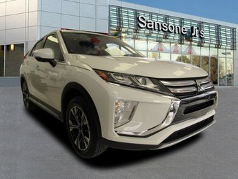 2019 Mitsubishi Eclipse Cross SEL AWD 4 Door Intercooled Turbo Regular Unleaded I-4 1.5 L/91 Engine