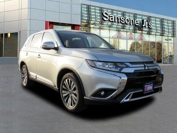 2019 Alloy Silver Metallic Mitsubishi Outlander SE Automatic (CVT) 4 Door 4X4