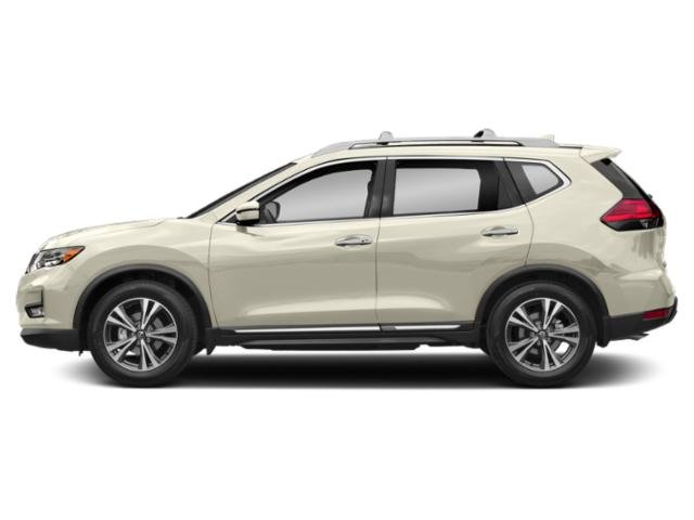 2019 Pearl White Tricoat Nissan Rogue SV Regular Unleaded I-4 2.5 L/152 Engine Automatic (CVT) AWD SUV 4 Door