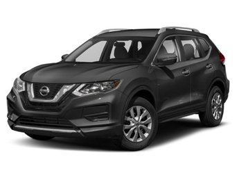 2019 Nissan Rogue SV 4 Door Automatic (CVT) AWD SUV