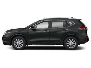 2019 Nissan Rogue S Regular Unleaded I-4 2.5 L/152 Engine Automatic (CVT) SUV AWD