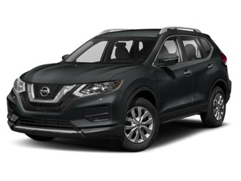 2019 Nissan Rogue S Regular Unleaded I-4 2.5 L/152 Engine Automatic (CVT) AWD 4 Door SUV