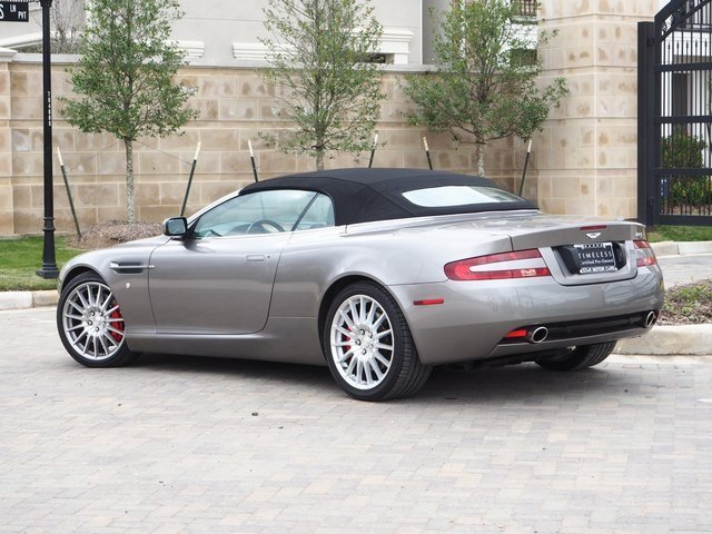 Used Aston Martin DB Volante RWD Convertible For Sale In - Aston martin db9 pre owned