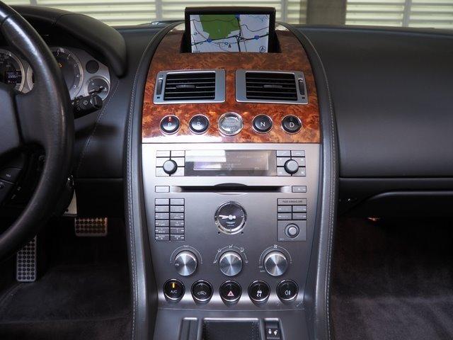 Used Aston Martin DB Volante RWD Convertible For Sale In - Aston martin db9 manual transmission
