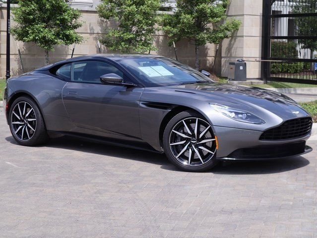 2018 Aston Martin DB11 V12 Automatic Coupe RWD V12 Engine