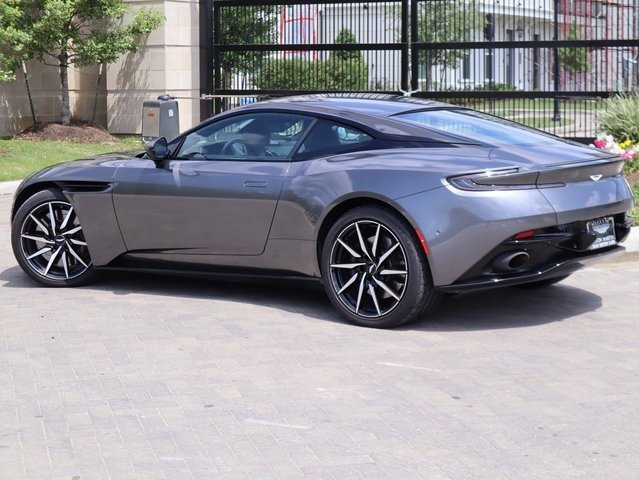 2018 Aston Martin DB11 V12 Coupe 2 Door RWD V12 Engine