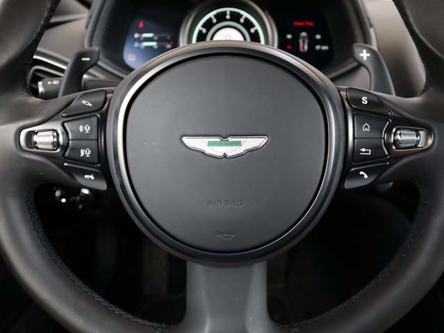 2018 Aston Martin DB11 V12 Coupe V12 Engine Automatic 2 Door RWD