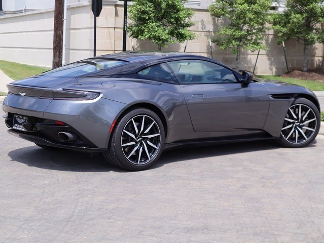 2018 Aston Martin DB11 V12 2 Door RWD Automatic V12 Engine