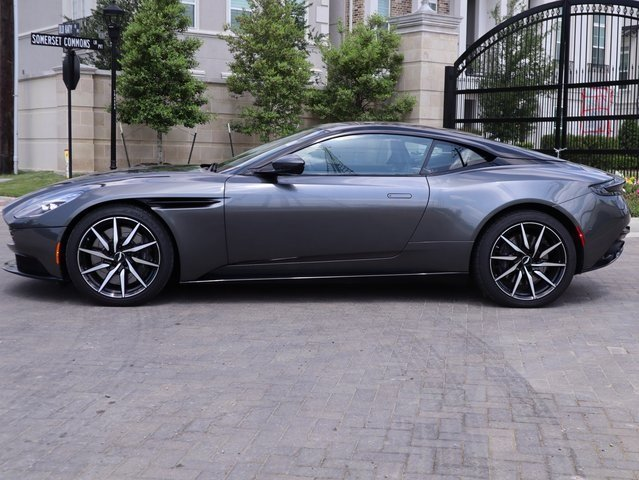 2018 Aston Martin DB11 V12 Automatic 2 Door V12 Engine RWD Coupe