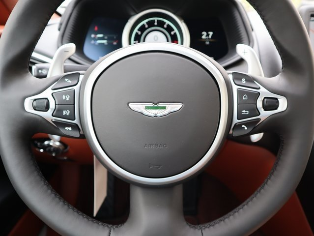 2019 Aston Martin DB11 V8 2 Door 4.0L V8 Engine Automatic