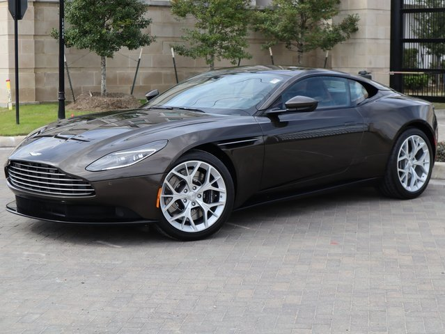2019 Kopi Bronze Aston Martin DB11 V8 Automatic Coupe 4.0L V8 Engine